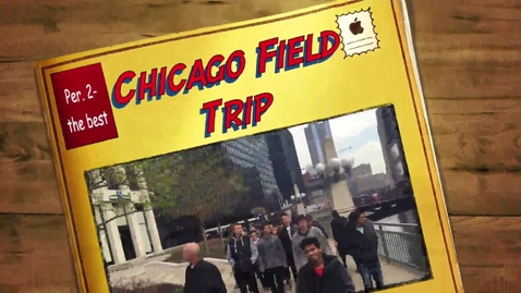 Thumbnail for entry Period 2 Civics Field Trip to Chicago, April 24, 2015