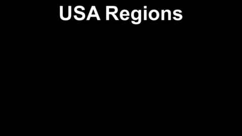 Thumbnail for entry USA Regions