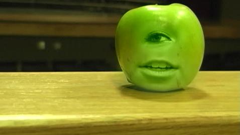Thumbnail for entry Dustin & Jesica Fruit Face