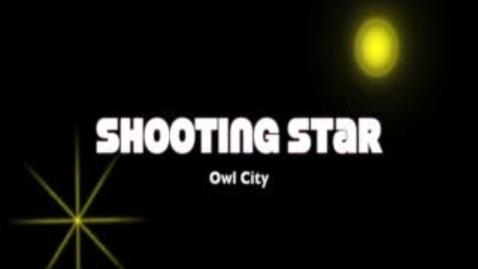 Thumbnail for entry Shooting Star