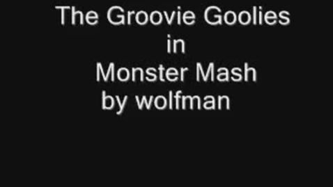 Thumbnail for entry Groovie Goolies Monster Mash Music Video