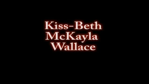 Thumbnail for entry Kiss - Beth (lip dubb)