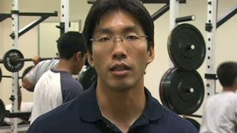 Thumbnail for entry 2010-11 GHCHS Personal Trainer Tom Wong