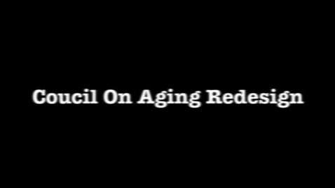 Thumbnail for entry Council On Aging Redesign