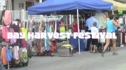 Thumbnail for entry Bay Harvest Festival
