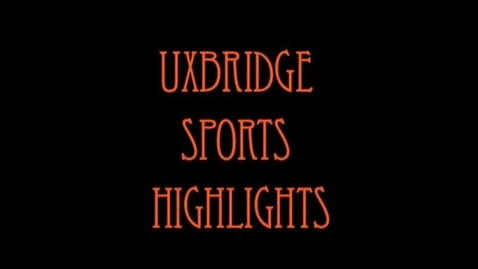 Thumbnail for entry Fall Sports Highlights - Week 1
