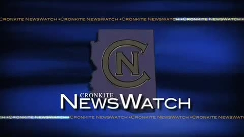 Thumbnail for entry Cronkite Newswatch Preview