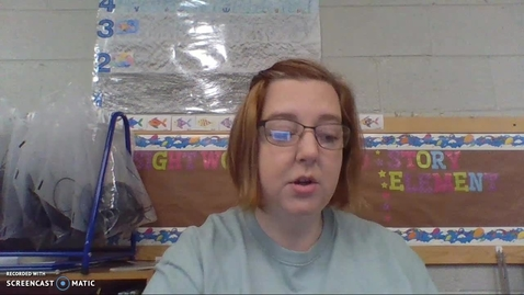 Thumbnail for entry Sight Word Review 10-19