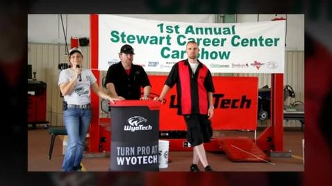 Thumbnail for entry 1st annual Stuart Career Center Car Show