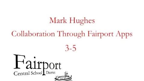 Thumbnail for entry TVT 2011 Mark Hughes