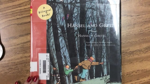 Thumbnail for entry Lectura - Hansel y Gretel - 12/9/20