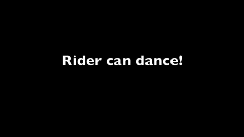 Thumbnail for entry Rider Dances