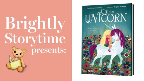 Thumbnail for entry UNI THE UNICORN - Read Aloud Picture Book   Brightly Storytime