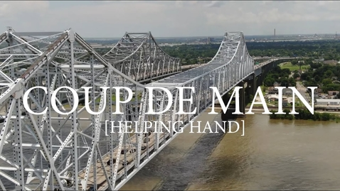 Thumbnail for entry Sam Craft - Coup de main (Bruce Daigrepont cover)