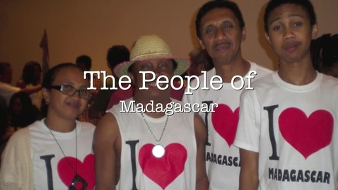 Thumbnail for entry The People of Madagascar