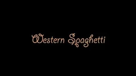 Thumbnail for entry Western Spaghetti