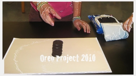 Thumbnail for entry OREO Project 2010