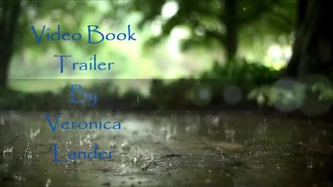 Thumbnail for entry Tiger's Curse by Houck Video Book Trailer by Veronica Lander