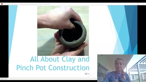 Thumbnail for entry All About Clay Video Presentation