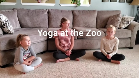 Thumbnail for entry Yoga at the Zoo
