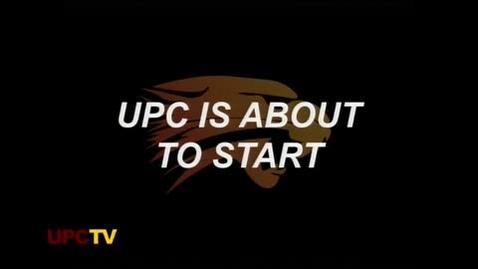 Thumbnail for entry UPC TV 2-13-12 LIVE Show