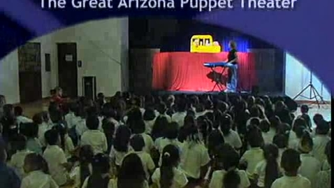 Thumbnail for entry The Great Arizona Puppet Theater