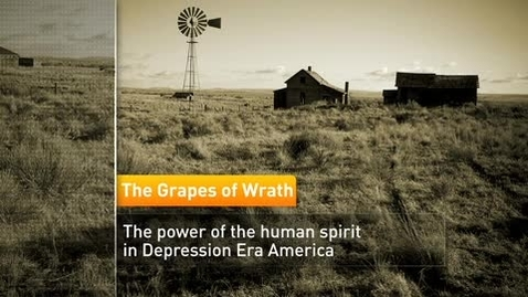 Thumbnail for entry The Grapes of Wrath (Preview)