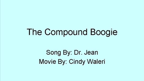 Thumbnail for entry compound boogie.wmv