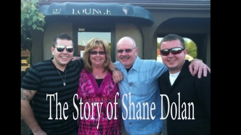 Thumbnail for entry Shane's Story - WSCN (2015/2016)