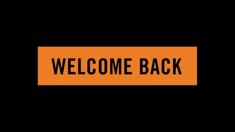 Thumbnail for entry Quesada_Welcome Back