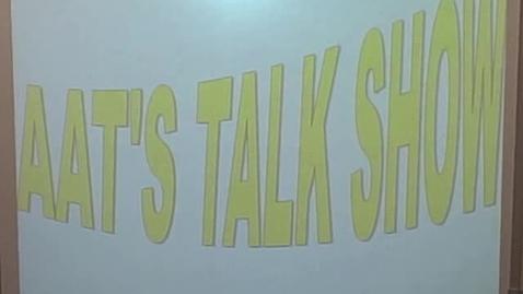 Thumbnail for entry AAT Monkey Talk Show