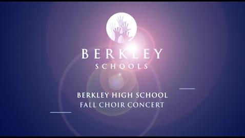 Thumbnail for entry 2012 BHS Fall Choir Concert (2nd half)