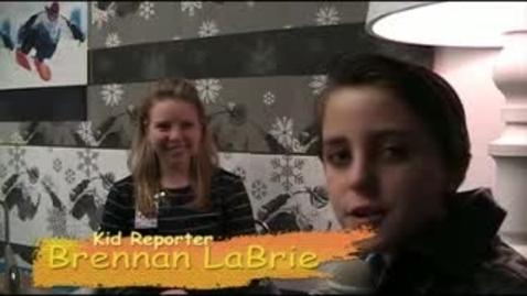 Thumbnail for entry Winter #Olympics: Brennan LaBrie Interviews U.S. Figure Skating Champion Rachael Flatt