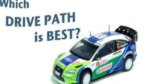 Thumbnail for entry Optimal Drive Path