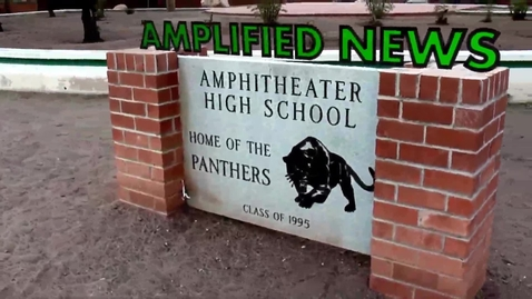 Thumbnail for entry Amplified News Presents: Announcements! 11-22-13