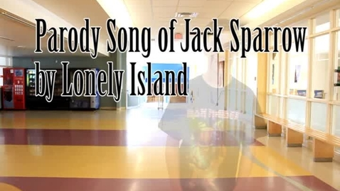 Thumbnail for entry Parody of Jack Sparrow by Lonely Island