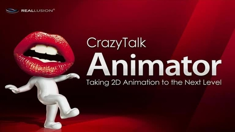 Thumbnail for entry CrazyTalk Animator Tutorial - Intro to Scene and SFX