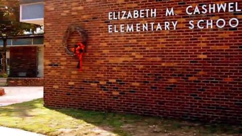 Thumbnail for entry Cashwell Elementary 9/11 Memorial Ceremony