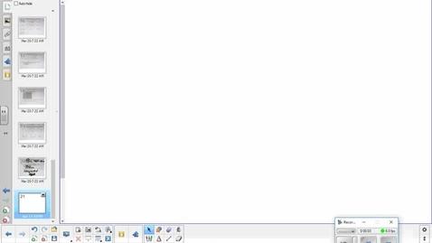Thumbnail for entry Derivatives lesson part 1  4-3-18