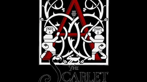 Thumbnail for entry The Scarlet Letter Chapter 16-A Forest Walk