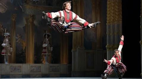 Thumbnail for entry SPOTLIGHT   The Nutcracker's Russian Dance