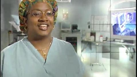 Thumbnail for entry Career Spotlight - Cardiology Technician