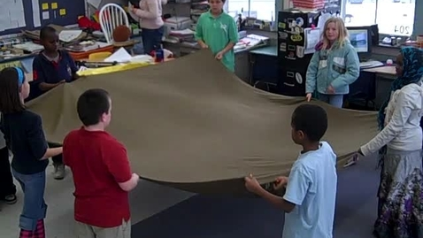 Thumbnail for entry Integrated Arts Academy Mrs. Bonanni's Class Explores Science Through Movement