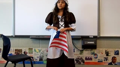 Thumbnail for entry Betsy Ross - Alaysia