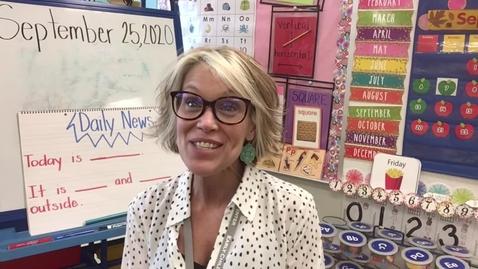 Thumbnail for entry Mrs. Glenn September 25,2020