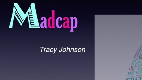 """Thumbnail for entry WordCast 2016: """"Madcap"""""""