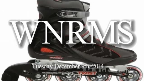 Thumbnail for entry WNRMS Morning Show 12/9/2014