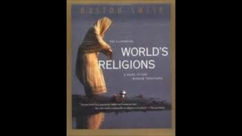 Thumbnail for entry The Illustrated  World's Religions A Guide To Our Wisdom Traditions  by Huston Smith