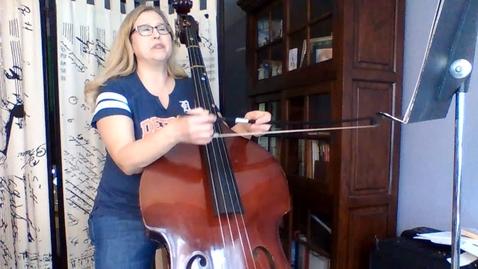 Thumbnail for entry 6th GR Bass Str Basics Bk 1 Pg 40-41 Week 7