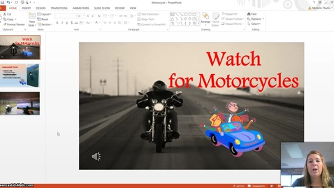 Thumbnail for entry PowerPoint Chapter 3 Part 1